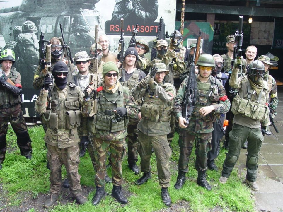 Airsoft speelt u bij Realistic Sports & Leisures in een spannende setting!