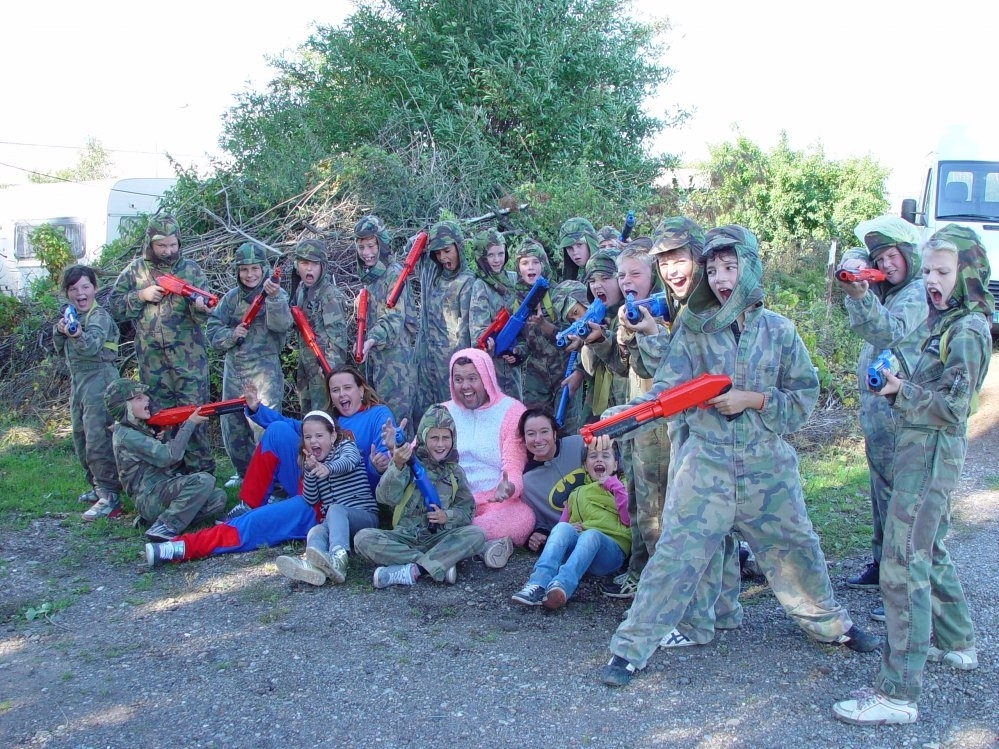 Realistic-sports-&-Leisures-Outdoor-Paintball-kinderfeestje